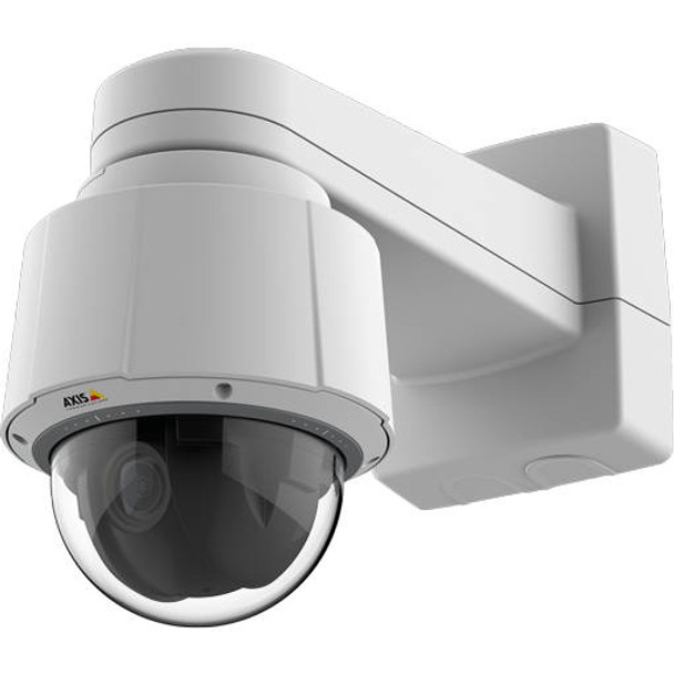 Axis Q6052 D1 Resolution Indoor PTZ Dome IP Security Camera 0900-004 - 60fps, Two-way Audio