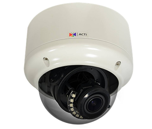"""ACTi A83 2MP H.265 Outdoor Dome IP Security Camera - 2.8~12mm Varifocal Lens, Extreme WDR 130db, 1/2.8"""" CMOS"""