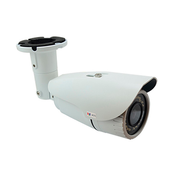 ACTi A31 3MP H.265 Outdoor Bullet IP Security Camera - 3.6mm Fixed Lens