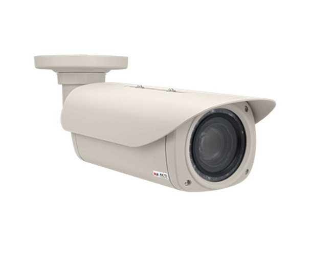 ACTi B416 2MP Outdoor Bullet IP Security Camera - 4.5~135mm Motorized Lens, 30x Optical Zoom, Extreme WDR 145dB, Weatherproof, Vandal Proof