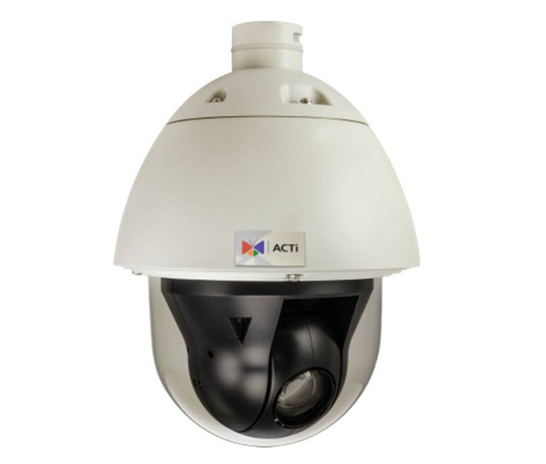 ACTi B917 2MP Outdoor Speed Dome PTZ IP Security Camera - 4.5~135mm Motorized Lens, Extreme WDR 145dB