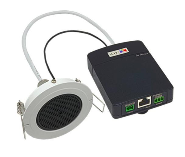 ACTi Q112-K1 5MP Indoor Mobile Mini IP Security Camera