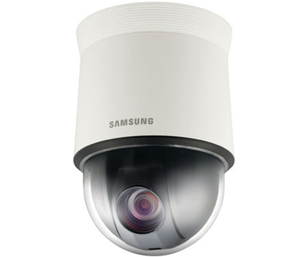 Samsung SNP-L6233 2MP Outdoor PTZ Dome IP Security Camera