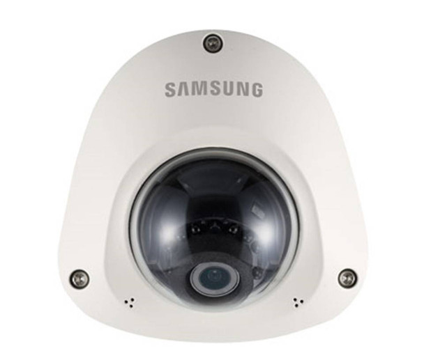 Samsung SNV-L6013R 2.1MP IR Outdoor Dome IP Security Camera - 3.6mm Fixed Lens