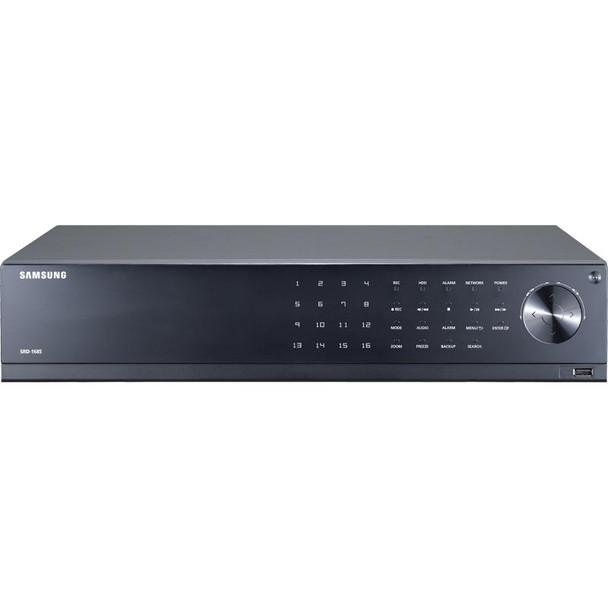 Samsung SRD-1694-2TB 16ch Wisenet HD+ Digital Video Recorder - 1080p HD, 2TB Storage