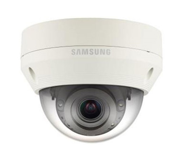 Samsung QNV-6020R 2MP IR H.265 Outdoor Dome IP Security Camera - 3.6mm Fixed Lens