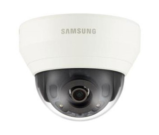 Samsung QND-6020R 2MP IR H.265 Indoor Dome IP Security Camera - 3.6mm Fixed Lens