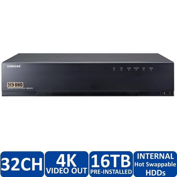 Samsung XRN-2011-16TB 4K