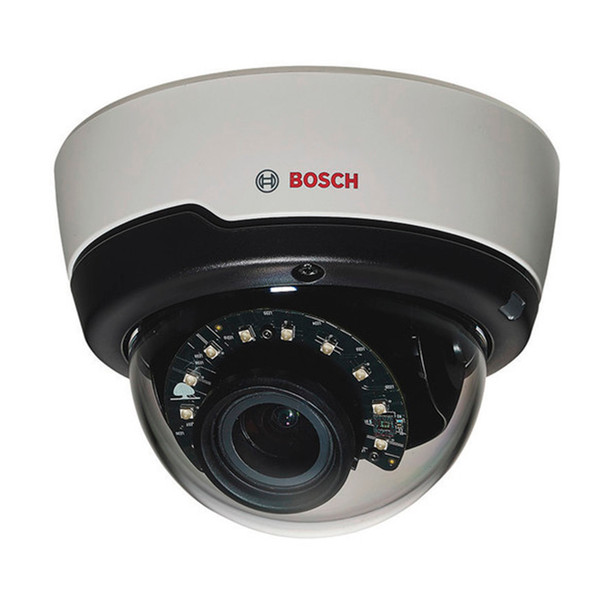 Bosch NII-50022-A3 2MP IR Indoor Dome IP Security Camera - 3~10mm Motorized Lens, Built-in Mic