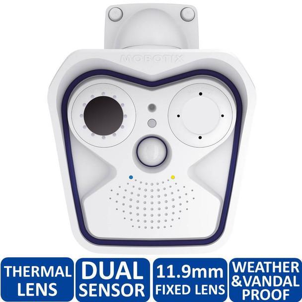Mobotix MX-M15D-Thermal-L65 M15 Thermal
