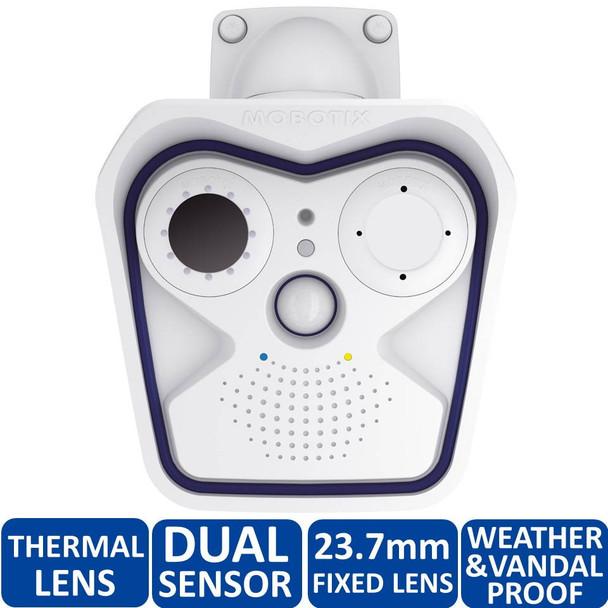 Mobotix MX-M15D-Thermal-L135 M15 Thermal