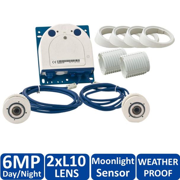 MOBOTIX MX-S15D-SET3-6MP