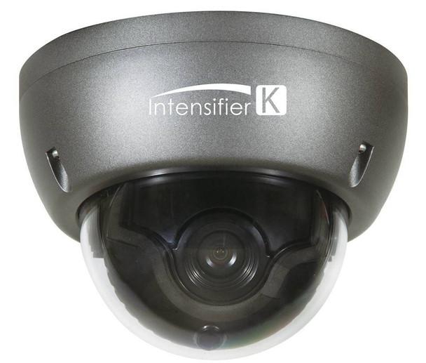 Speco HTINT59K 1000TVL Outdoor Dome CCTV Analog Security Camera - 2.8~12mm Varifocal Lens