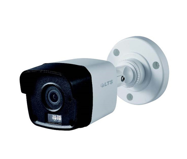 3 Megapixel InfraRed for Night Vision Indoor and Outdoor Bullet HD-TVI Security Camera, 2.8mm Fixed Lens, CMHR64T2W-28