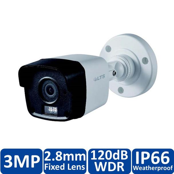 LTS Security CMHR64T2W-28
