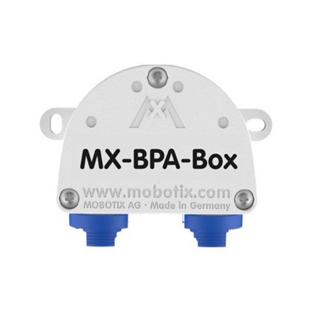 Mobotix MX-OPT-BPA1-EXT - MX-BPA-BOX, Power supply for several MxBus Modules of One MxBus Line