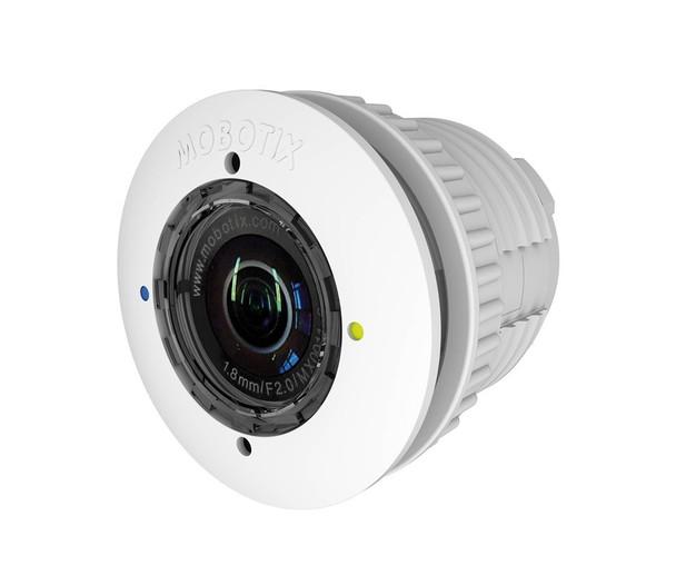 Mobotix MX-SM-N22-LPF-PW-6MP-F1.8 6MP Sensor Module - 4.1mm Fixed Lens, L22-F1.8 Night, Weatherproof, Integrated microphone and status LEDs