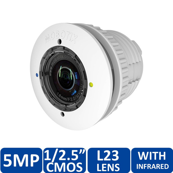 Mobotix MX-SM-N23-LPF-PW-F1.8