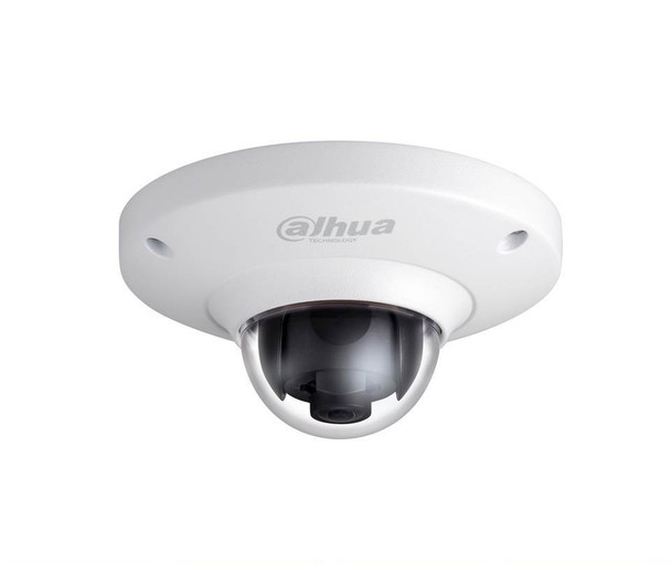 Dahua DH-IPC-EB54A0N Fisheye IP Security Camera - 4MP @ 30fps, Fixed Lens, Vandal Resistant IK10