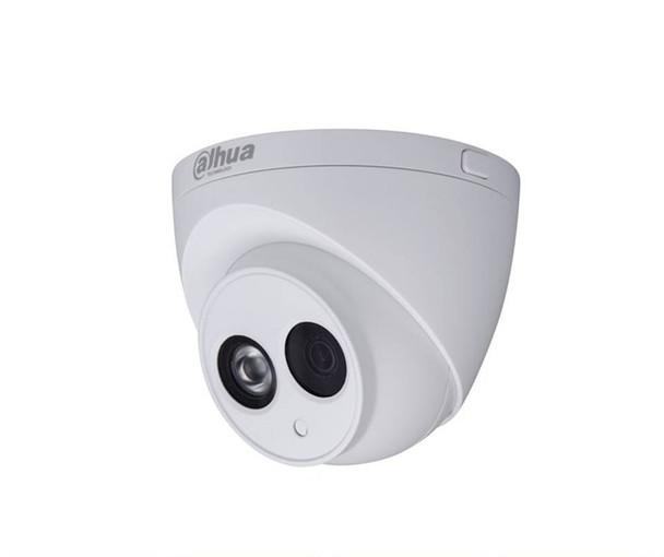 Dahua DH-IPC-HDW42A1EN 2.8mm Compact Eyeball IP Security Camera - 2MP @ 30fps, Fixed Lens, 1 IR LEDs