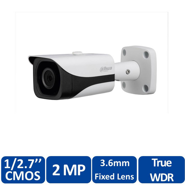Dahua DH-IPC-HFW42A1EN 3.6mm 2MP Outdoor Bullet IP Security Camera