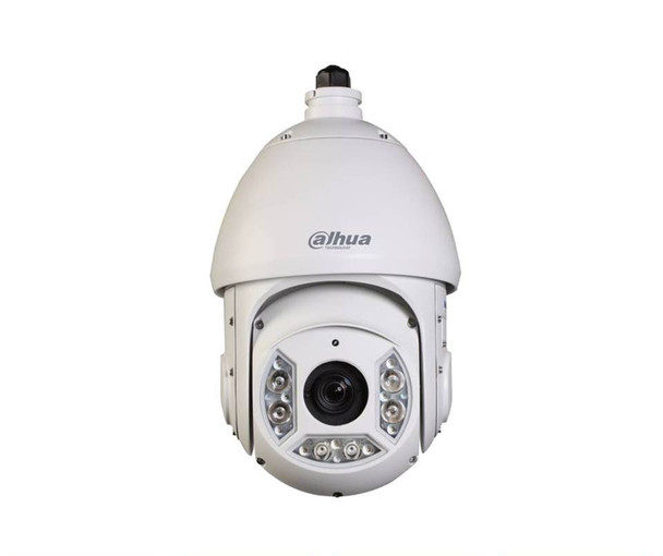 Dahua DH-SD6CA230TN-HNI Full HD 30x IR PTZ Dome IP Security Camera - 2MP, 1/2.8'' CMOS, @ 60fps, Outdoor/Indoor