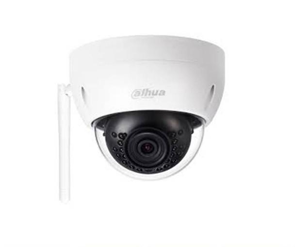 Dahua DH-IPC-HDBW11A0EN-W 2.8mm IR Wifi Fixed Mini Dome IP Security Camera - 1.3MP, 1/3-in. CMOS'', @ 30fps, Outdoor, 24 IR LEDs