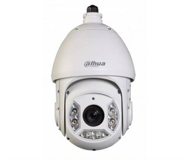 Dahua SD6C220T-HN 2MP Outdoor PTZ IP Security Camera - 1/2.8'' CMOS, 4.7~94mm Motorized Lens, 20x Optical Zoom, Weatherproof