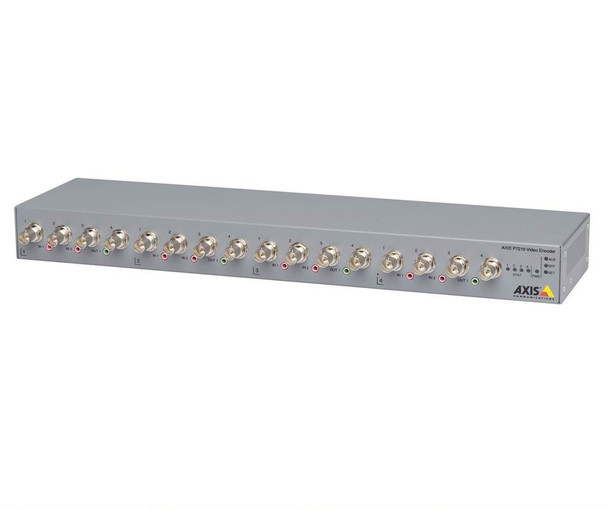 AXIS P7216 16 Channel Video Encoder 0542-004