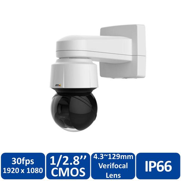 AXIS Q6155-E 2MP Outdoor PTZ Dome IP Security Camera - 0934-004
