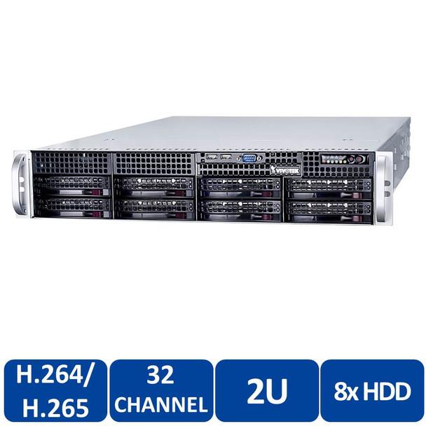 Vivotek NR9581 32 Channel H.265 Network Video Recorder
