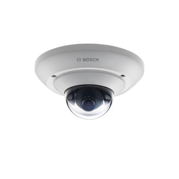 Bosch NUC-51022-F2 2MP Outdoor Mini Dome IP Security Camera - 2.5mm Fixed Lens