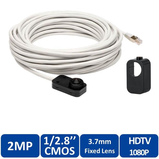 AXIS F1025 1080p HDTV Indoor Sensor Unit, 12m Cable - 0734-001