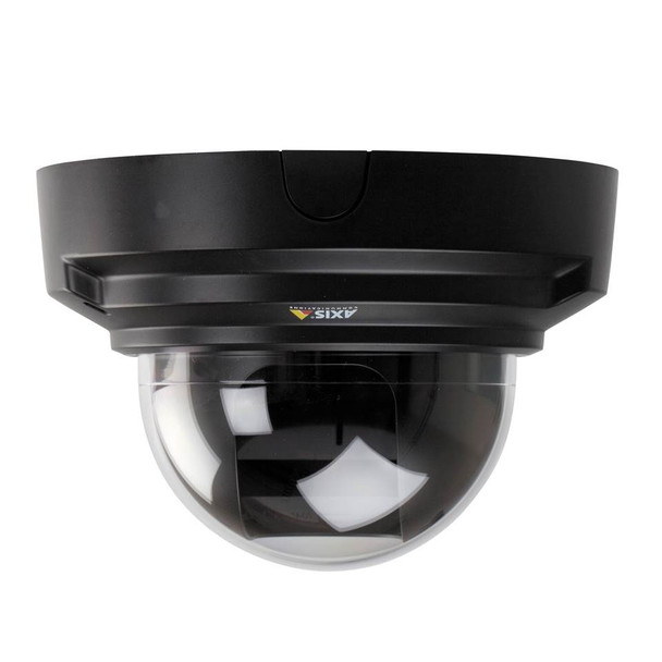 Axis 5503-151 Black Casing with Clear Transparent Dome Cover
