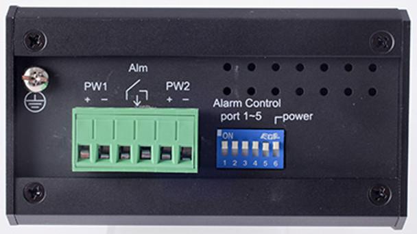 Geovision GV-POE0410-E 4-port Gigabit 802.3at PoE Switch