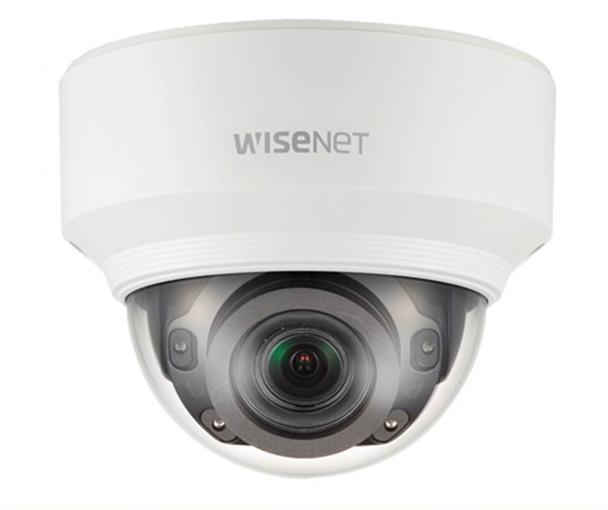 Samsung XND-6080RV 2MP IR H.265 Indoor Dome IP Security Camera