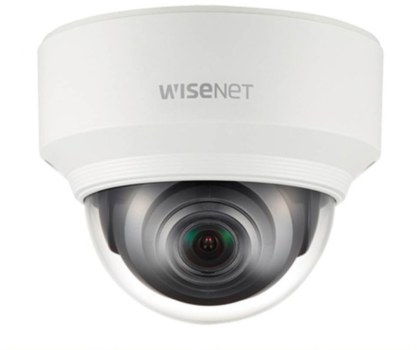 Samsung XND-6080V 2MP Indoor Dome IP Security Camera - 2.8~12mm Motorized Lens