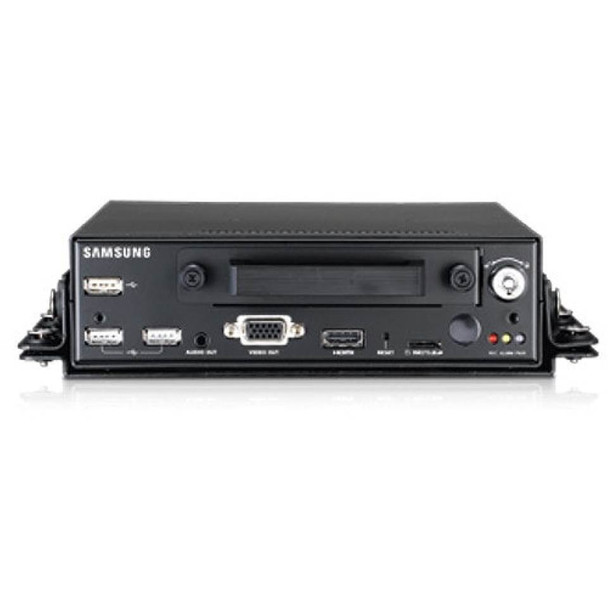 Samsung SRM-872-2TB 8-Channel Mobile Network Video Recorder 2TB HDD