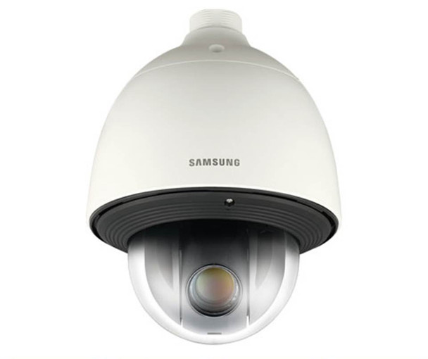 Samsung HCP-6320H 2MP Outdoor PTZ Dome CCTV Analog Security Camera