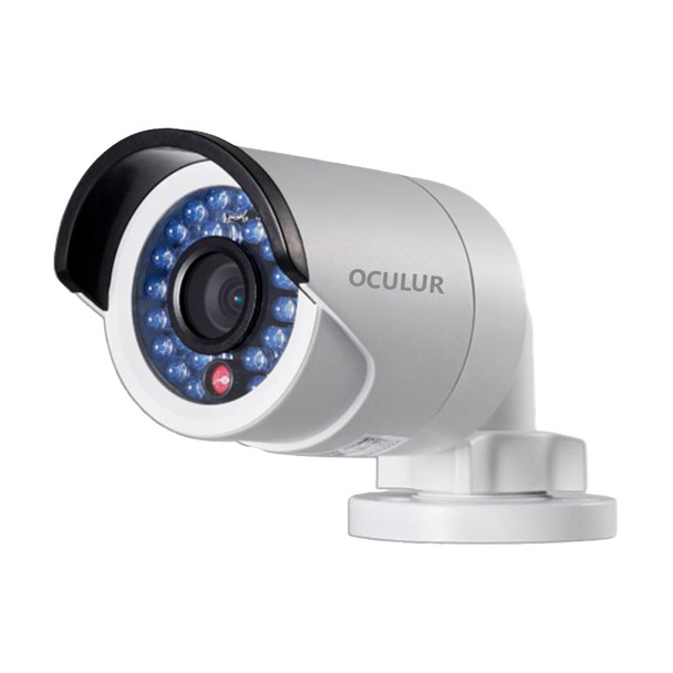 Oculur X4BF 4MP IR Outdoor Bullet IP Security Camera - Night Vision up to 100ft