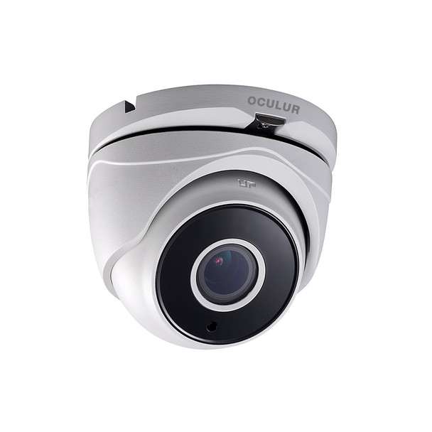 Oculur C2TV 2MP Motorized Lens Outdoor Turret HD-TVI Security Camera - Night Vision up to 132ft