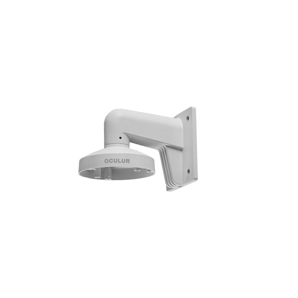 Oculur ADV-WM Wall-mount Bracket for VF Dome Camera - White Plastic