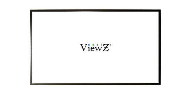 "ViewZ VZ-49NB 49"" 1080p CCTV LED Monitor - 1.07B color IPS Panel"