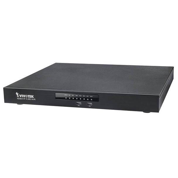 Vivotek ND9441P 16-Channel PoE H.265 Network Video Recorder