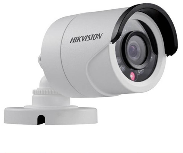 Hikvision DS-2CE16C2T-IR-2.8MM 1.3MP IR Outdoor Bullet HD-TVI Security Camera