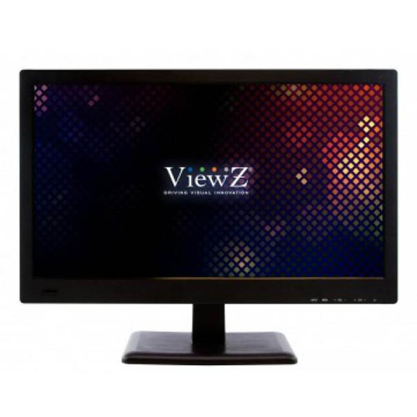 "ViewZ VZ-19CME 19.5"" Economic LED CCTV Monitor"