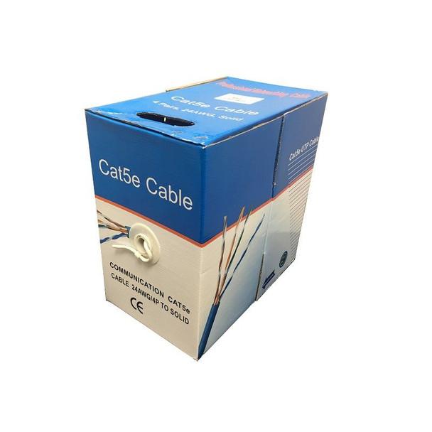 Oculur NC5E-1K Cat5E Blue 1000ft Network Cable