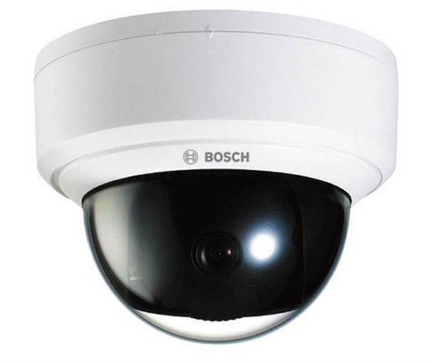 Bosch VDC-251F04-20 700TVL Dome CCTV Security Camera - 3.6mm Fixed Lens, Indoor, Day/Night