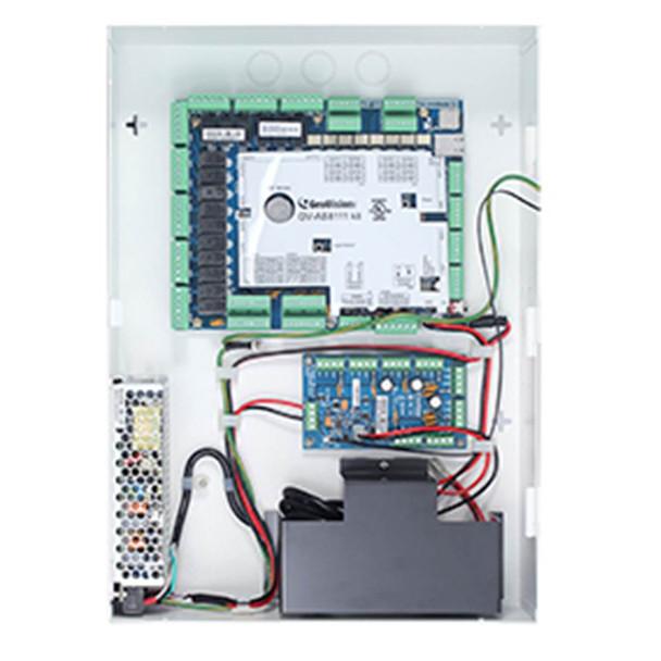 Geovision GV-AS8111 Kit 84-AS8111KT-001U - 8 Door Panel + PowerBoard + IronCase