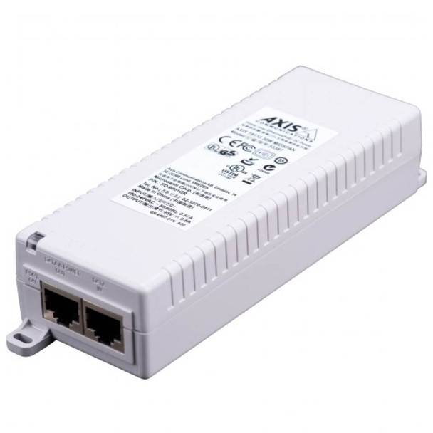 AXIS T8133 Midspan 30W 1-port PoE Injector - 5900-294